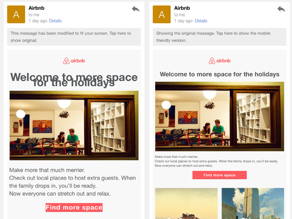 How to delete inbox in airbnb