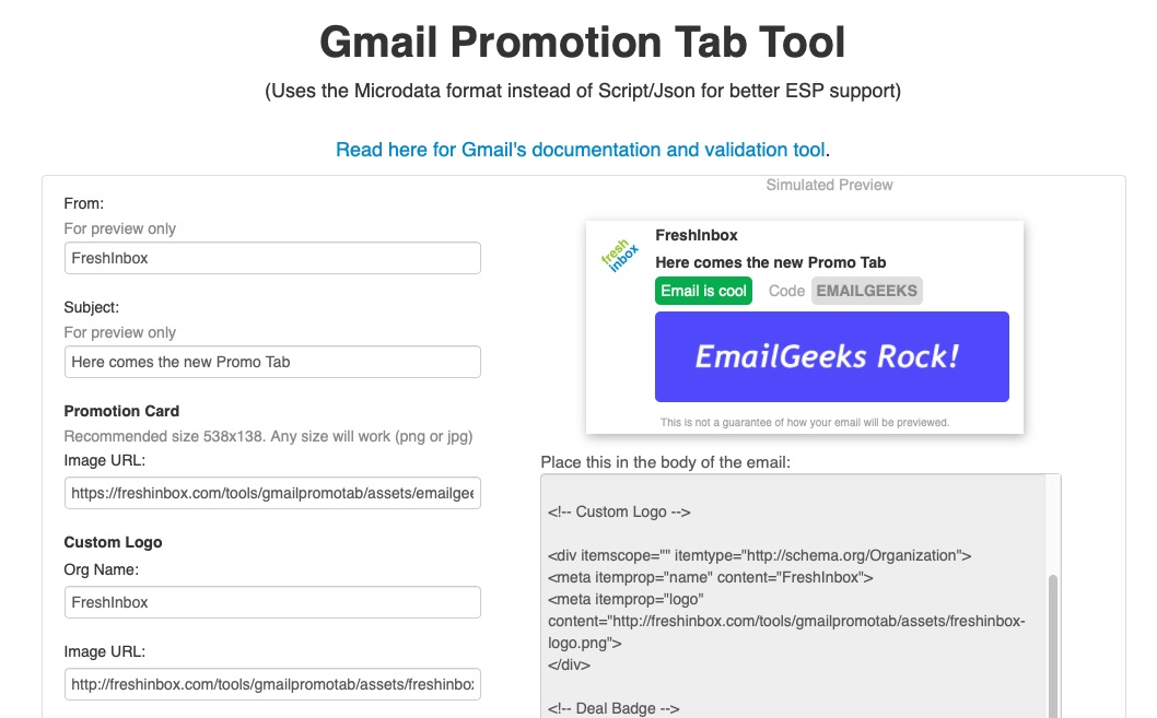 All You Need to Know About Gmail's Promotion Card Image